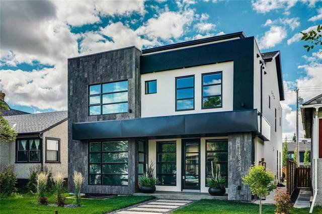 1829 Bowness Road NW, Calgary, AB T2N 3K5 (#C4305587) :: The Cliff Stevenson Group