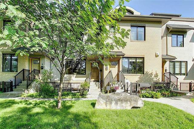 535 33 Street NW #2, Calgary, AB T2N 2W5 (#C4305602) :: The Cliff Stevenson Group