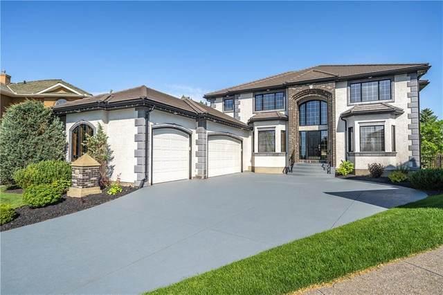 44 Arbour Estates Green NW, Calgary, AB T3G 4R7 (#C4305618) :: Virtu Real Estate