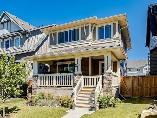 116 Heartland Way, Cochrane, AB T4C 0M4 (#C4305625) :: Redline Real Estate Group Inc