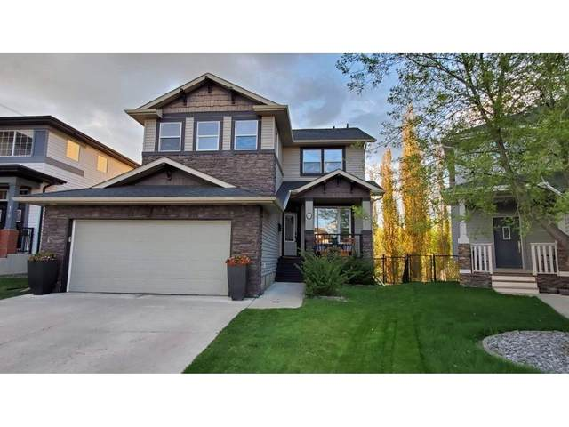 172 Chaparral Ravine View SE, Calgary, AB T2X 0A4 (#C4305636) :: The Cliff Stevenson Group