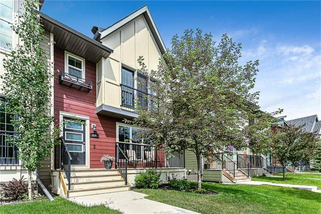 406 Walden Drive SE, Calgary, AB T2X 0T1 (#C4305642) :: Calgary Homefinders