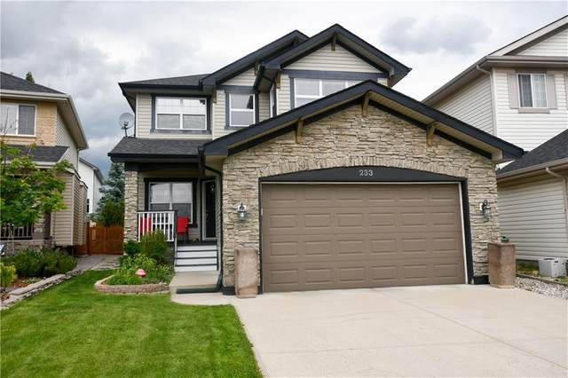 233 Kincora Heights NW, Calgary, AB T3R 1N6 (#C4305647) :: The Cliff Stevenson Group