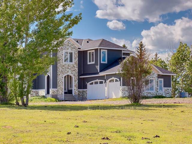 231149 Rge Rd 274A, Rural Rocky View County, AB T1X 0H6 (#C4305652) :: Western Elite Real Estate Group