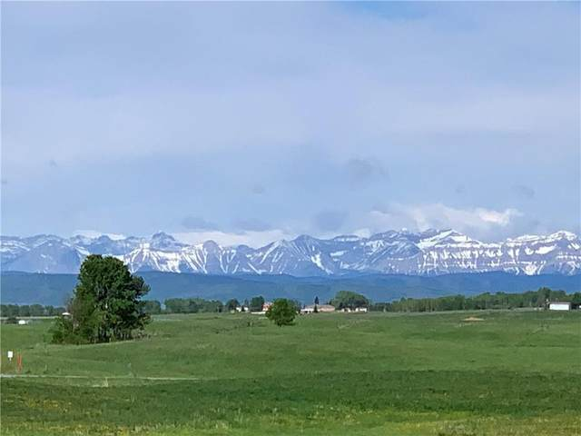 340024 2A Street E, Rural Foothills County, AB T1S 1A2 (#C4305696) :: The Cliff Stevenson Group