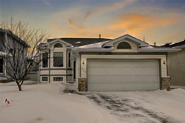223 Arbour Ridge Way NW, Calgary, AB T3G 0C2 (#C4305702) :: The Cliff Stevenson Group