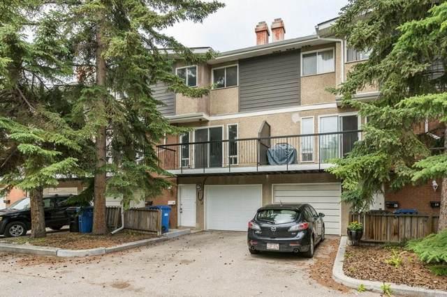 643 4 Avenue NE #21, Calgary, AB T2E 0J9 (#C4305758) :: Redline Real Estate Group Inc