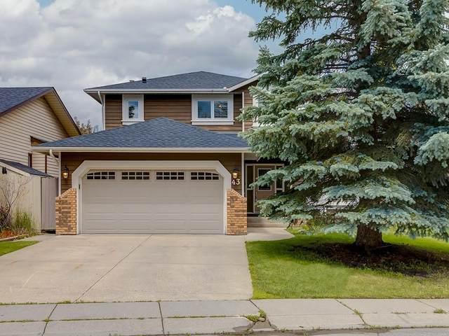 43 Sunrise Circle SE, Calgary, AB T2X 3A4 (#C4305777) :: The Cliff Stevenson Group