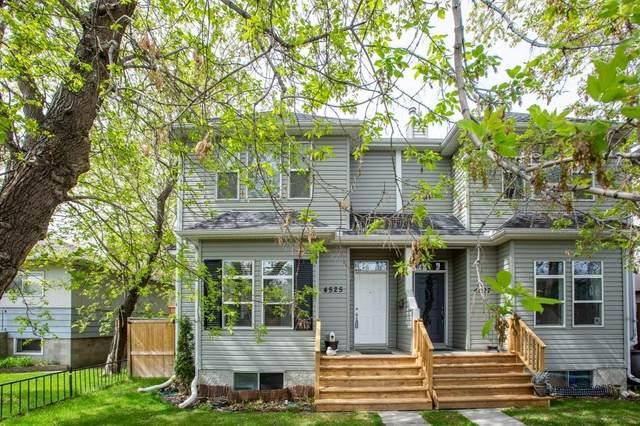 4525 17 Avenue NW, Calgary, AB T3B 0N9 (#C4305782) :: The Cliff Stevenson Group