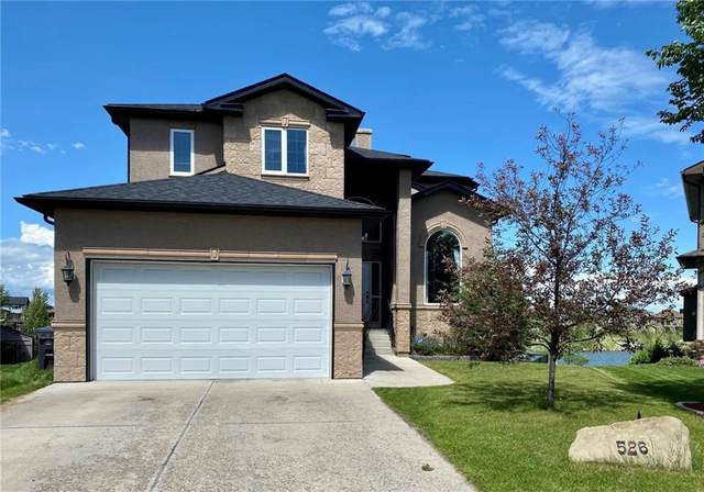 526 High Park Court NW, High River, AB T1V 0A4 (#C4305807) :: The Cliff Stevenson Group
