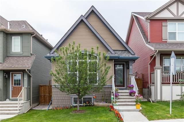 12 Evansborough Common NW, Calgary, AB T3P 0M6 (#C4305809) :: Redline Real Estate Group Inc