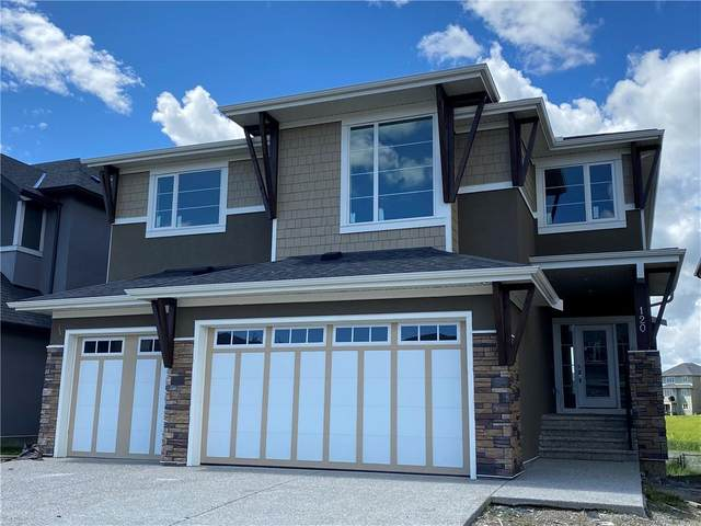 120 Kinniburgh Loop, Chestermere, AB T1X 0T9 (#C4305830) :: Canmore & Banff