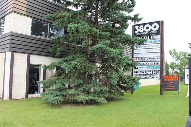 3800 19 Street NE #3, Calgary, AB T2E 6V2 (#C4305832) :: The Cliff Stevenson Group