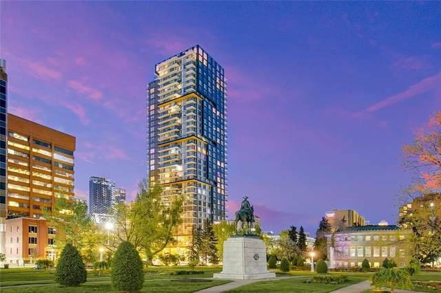310 12 Avenue SW #2704, Calgary, AB T2R 1B5 (#C4305833) :: Virtu Real Estate