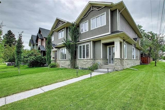 1401 41 Street SW, Calgary, AB  (#C4305848) :: The Cliff Stevenson Group