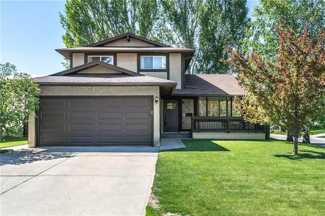 103 Silver Valley Boulevard NW, Calgary, AB T3B 4B7 (#C4305858) :: Team J Realtors