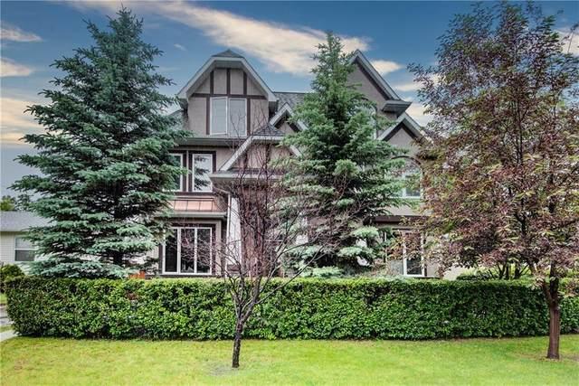 521 34 Street NW #1, Calgary, AB T2M 2X8 (#C4305869) :: The Cliff Stevenson Group