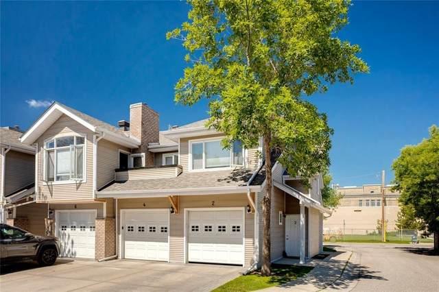 914 20 Street SE #4, Calgary, AB T2G 5P5 (#C4305873) :: The Cliff Stevenson Group
