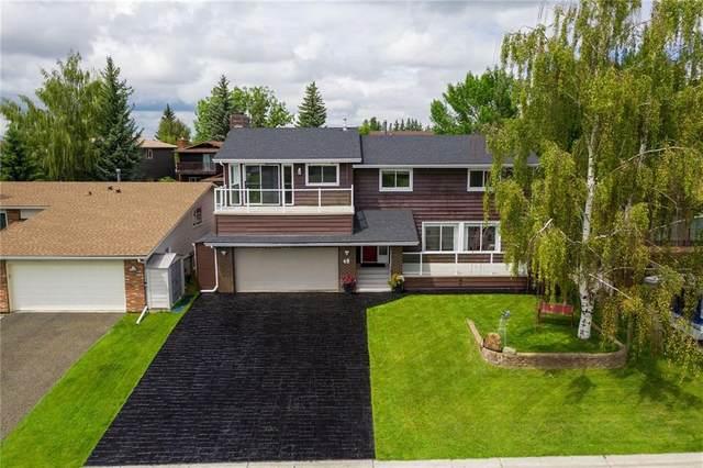 48 Deerview Place SE, Calgary, AB T2J 5Y3 (#C4305877) :: The Cliff Stevenson Group