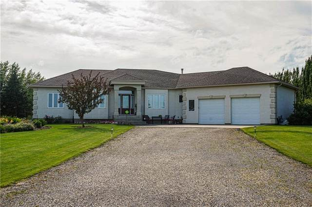28 Olds Highlands Golf Course, Rural Mountain View County, AB T4H 1P2 (#C4305927) :: Redline Real Estate Group Inc