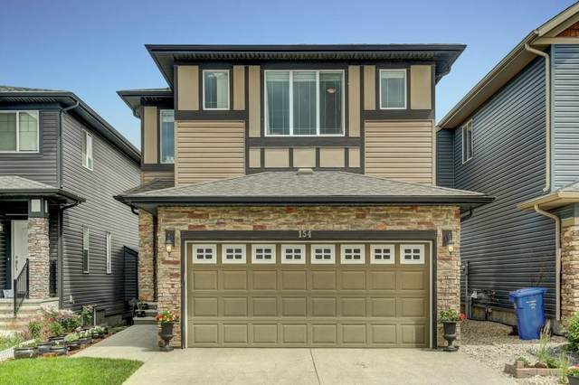 154 Evansborough Crescent NW, Calgary, AB T3P 0M5 (#C4305958) :: Redline Real Estate Group Inc