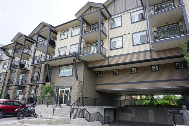117 Copperfield Common SE #307, Calgary, AB T2Z 5E2 (#C4306002) :: Canmore & Banff