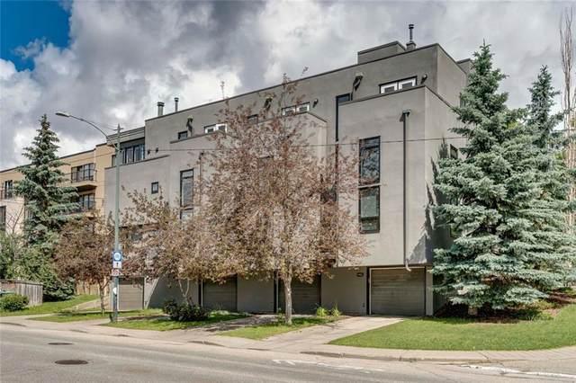 1704 26 Avenue SW, Calgary, AB T2T 1C8 (#C4306004) :: Redline Real Estate Group Inc