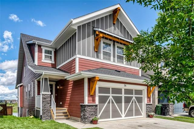 56 Masters Court SE, Calgary, AB T3M 2B8 (#C4306025) :: The Cliff Stevenson Group
