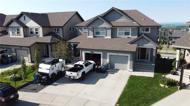 281 Sunset Common, Cochrane, AB T4C 0L8 (#C4306038) :: Calgary Homefinders