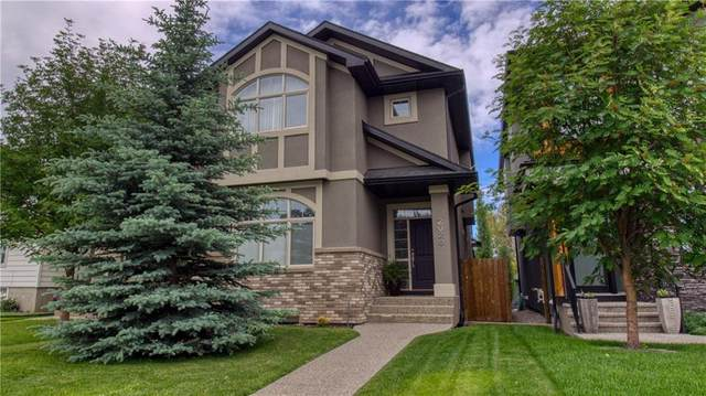 2020 23 Avenue NW, Calgary, AB  (#C4306089) :: Redline Real Estate Group Inc