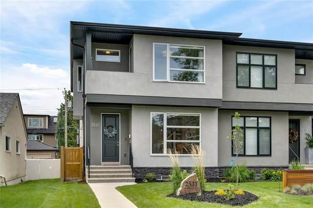 2531 3 Avenue NW, Calgary, AB T2N 0L4 (#C4306110) :: The Cliff Stevenson Group
