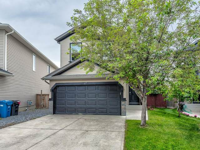 67 Tuscany Ridge Heights NW, Calgary, AB T3L 2W8 (#C4306116) :: Team J Realtors