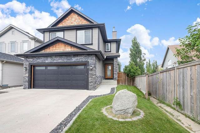 8 Copperstone Gate SE, Calgary, AB T2Z 4S1 (#C4306122) :: Redline Real Estate Group Inc