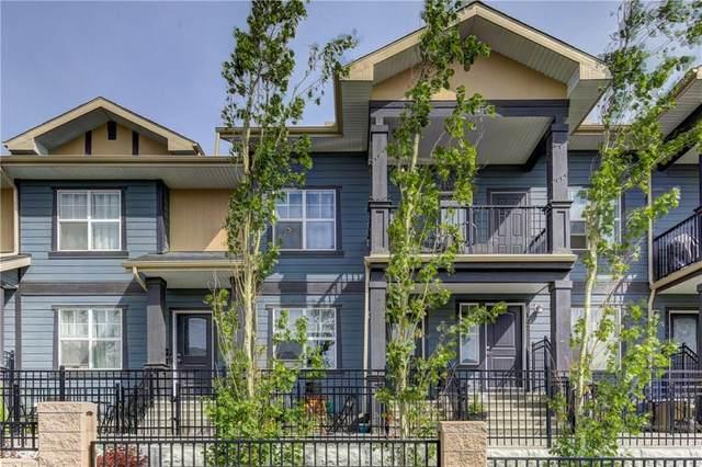 149 Evanscrest Garden(S) NW, Calgary, AB T3P 0S1 (#C4306128) :: Redline Real Estate Group Inc