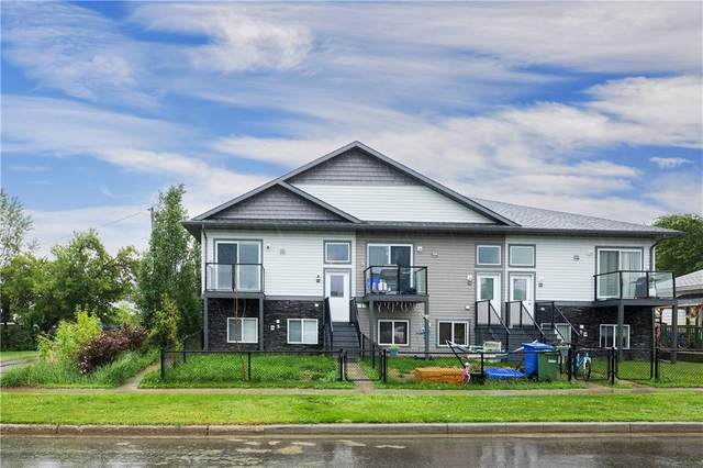 4 Avenue 111A, Strathmore, AB T1P 1B7 (#C4306135) :: Redline Real Estate Group Inc