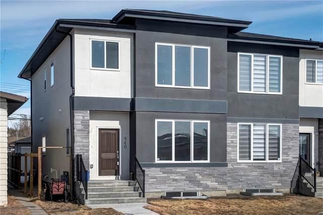 7940 46 Avenue NW, Calgary, AB T3B 1Y3 (#C4306157) :: The Cliff Stevenson Group