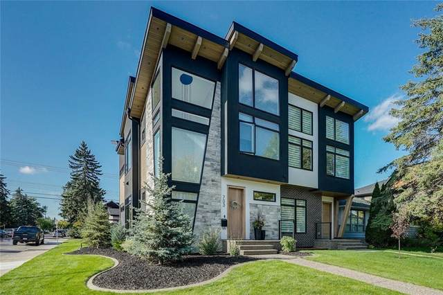703 33 Street NW, Calgary, AB T2N 2W7 (#C4306160) :: The Cliff Stevenson Group