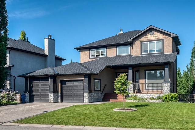 650 Wentworth Place SW, Calgary, AB T3H 4N8 (#C4306163) :: Redline Real Estate Group Inc