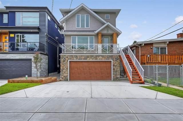 2411B 8 Street NW, Calgary, AB T2M 3K7 (#C4306177) :: Calgary Homefinders