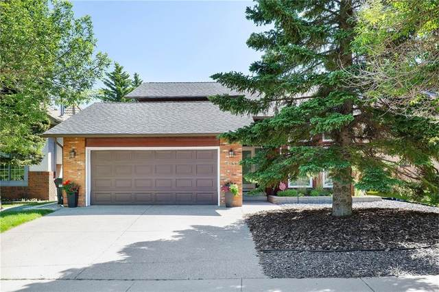 415 Edenwold Drive NW, Calgary, AB T3A 3W5 (#C4306190) :: The Cliff Stevenson Group