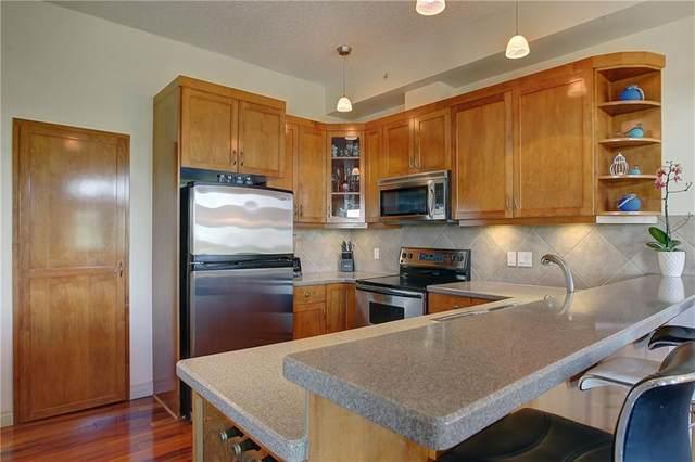 24 Hemlock Crescent SW #1403, Calgary, AB T3C 2Z1 (#C4306193) :: Redline Real Estate Group Inc