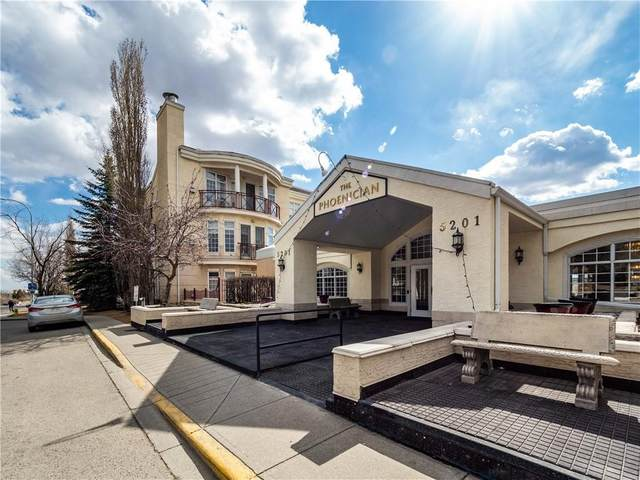 5201 Dalhousie Drive NW #323, Calgary, AB T3A 5Y7 (#C4306194) :: Redline Real Estate Group Inc