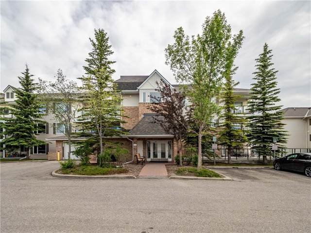 950 Arbour Lake Road NW #2319, Calgary, AB T3G 5B3 (#C4306197) :: Virtu Real Estate