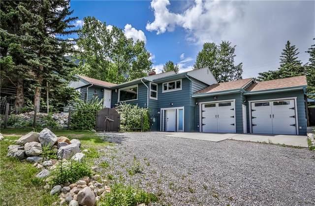 117 Mountain Avenue, Banff, AB T1L 1E3 (#C4306200) :: Canmore & Banff