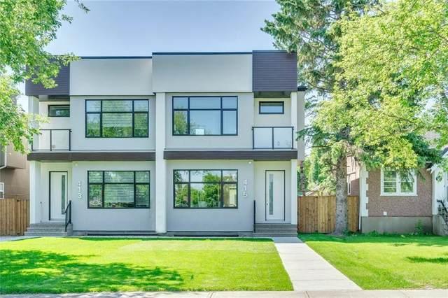 415 24 Avenue NW, Calgary, AB T2M 1X3 (#C4306205) :: Calgary Homefinders