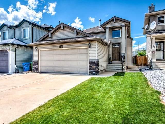 170 Covemeadow Road NE, Calgary, AB T3K 6E7 (#C4306219) :: Redline Real Estate Group Inc
