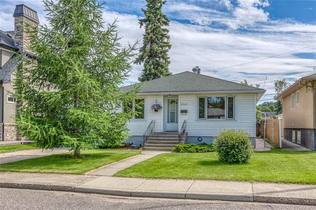 2707 3 Avenue NW, Calgary, AB T2N 0L8 (#C4306266) :: The Cliff Stevenson Group