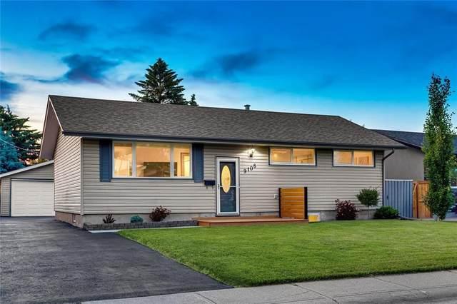 9108 Academy Drive SE, Calgary, AB T2J 1A4 (#C4306318) :: The Cliff Stevenson Group
