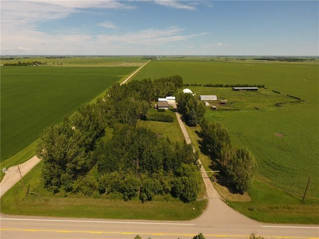 28278 Highway 581, Rural Mountain View County, AB T0M 0N0 (#C4306395) :: Redline Real Estate Group Inc