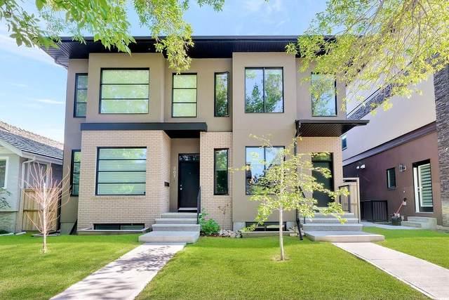 305 5 Avenue NE, Calgary, AB T2K 0K9 (#C4306408) :: The Cliff Stevenson Group